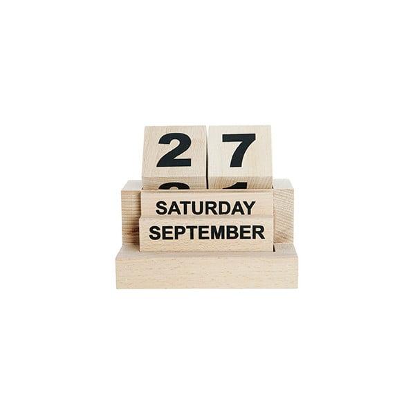 Stolový kalendár House Doctor Eternity