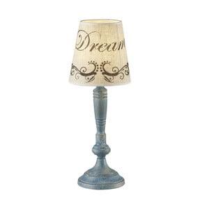 Stolní lampa Anna Turquoise