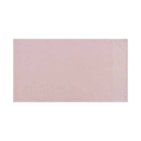 Sada 2 lososově růžových ručníků na ruce Barbara