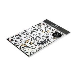 Dárkový balicí papír GO Stationery Nikky Strange Leopard