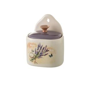 Kameninová slánka Unimasa Lavender, 50 ml
