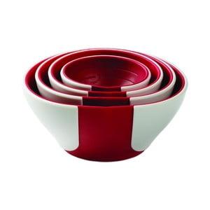 Sleekstor Pinch + Pour Red, odměřovací misky