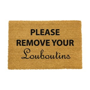 Rohožka Artsy Doormats Your Louboutins,40x60cm