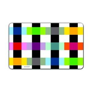 Podložka na krájení pečiva Remember Colour, 23,5 x 14,3 cm