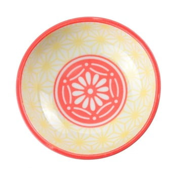 Bol din porțelan Tokyo Design Studio Star, ⌀ 9,5 cm, galben de la Tokyo Design Studio