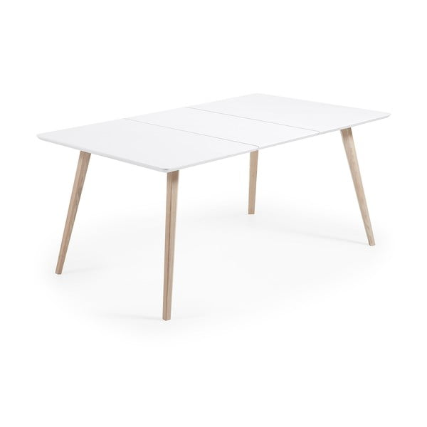 Rozkladací jedálenský stôl La Forma Quatre, dĺžka140-220 cm