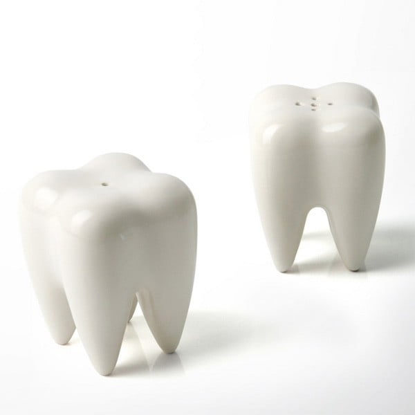 Slánka a pepřenka Tooth