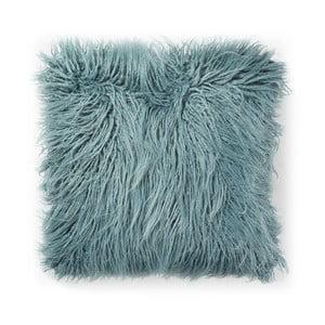 Modrý polštář La Forma Brock, 45x45cm