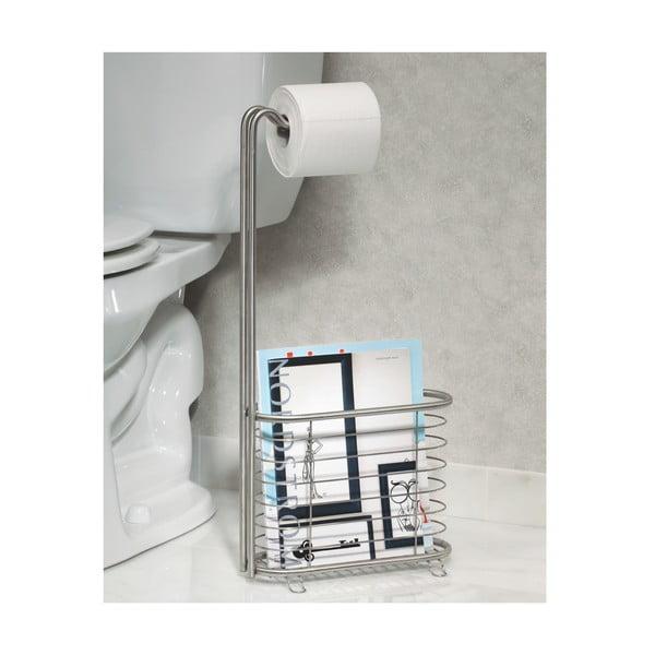 Stojan na toaletní papír a časopisy Forma