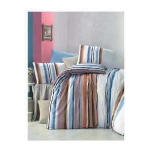 Lenjerie de pat cu cearșaf Seren, 200 x 220 cm