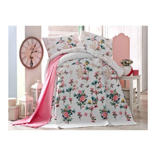 Ľahká prešívaná prikrývka cez posteľ Ramido Carima, 140×200 cm