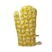 Kuchyňská rukavice Huis, žlutá