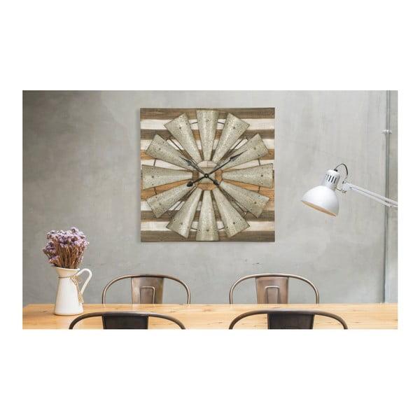 Nástěnné hodiny Mauro Ferretti Mulino, 80 x 80 cm