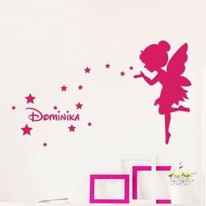 Nástěnná samolepka se jménem Ambiance Fairy And The Stars