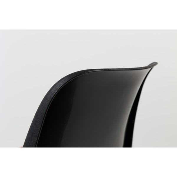 Židle Back to Gym, černá/zelená