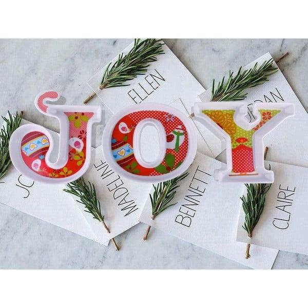 Sada 3 talířů Joy
