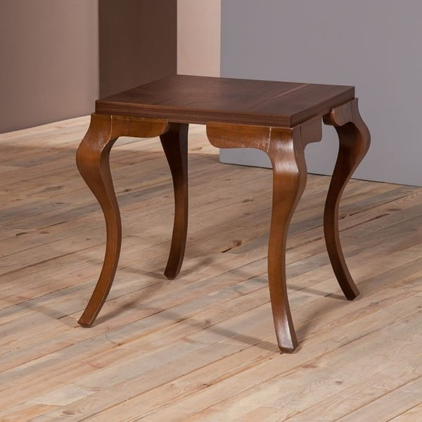 Odkládací stolek Palma Walnut