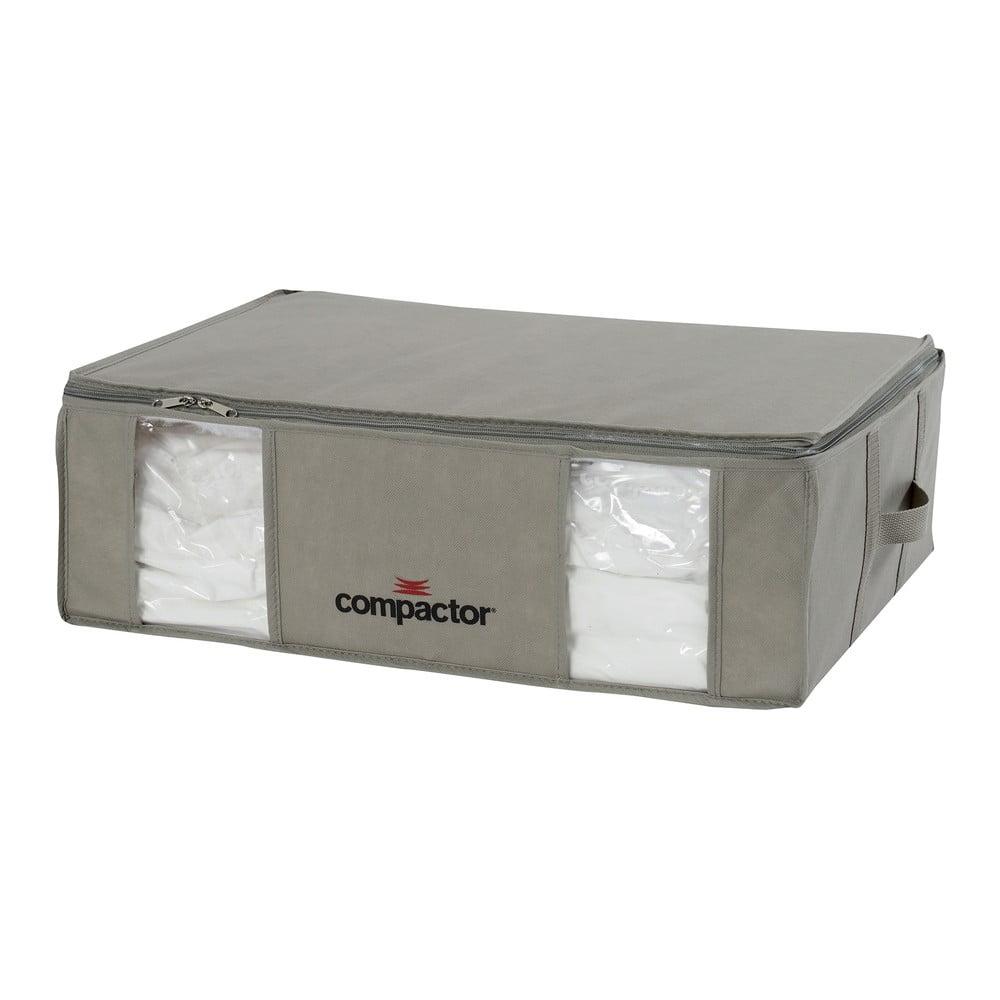 Úložný box na oblečení Compactor Home Taupe, 108 l