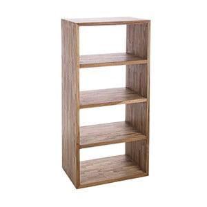 Bibliotecă din lemn reciclat Bizzotto Alvin