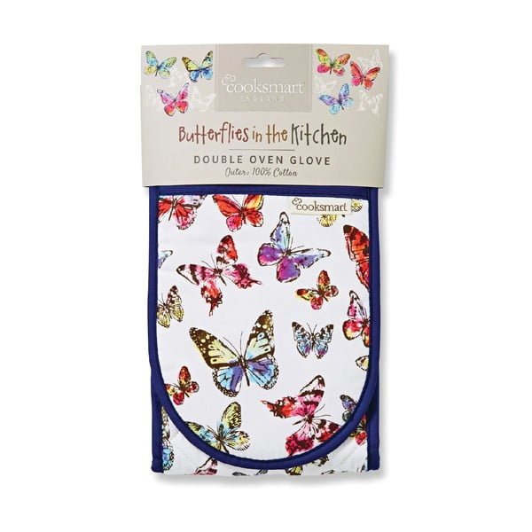 Dvojitá chňapka Cooksmart England Cooksmart Butterfly