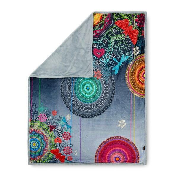 Pléd Muller Textiels Lila, 130 x 160cm