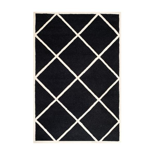 Vlněný koberec Wilshire, 121x182 cm
