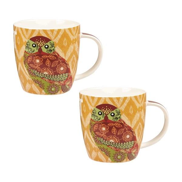 Sada 2 hrnků Brights Owl