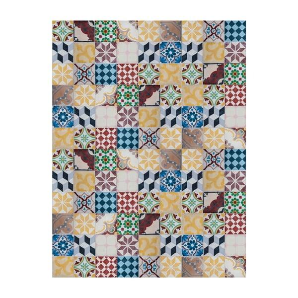 Vinylový koberec Mosaico Vintage, 100x150 cm