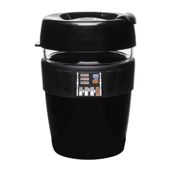 Cană de voiaj cu capac KeepCup Star Wars Trooper Original, 340 ml imagine