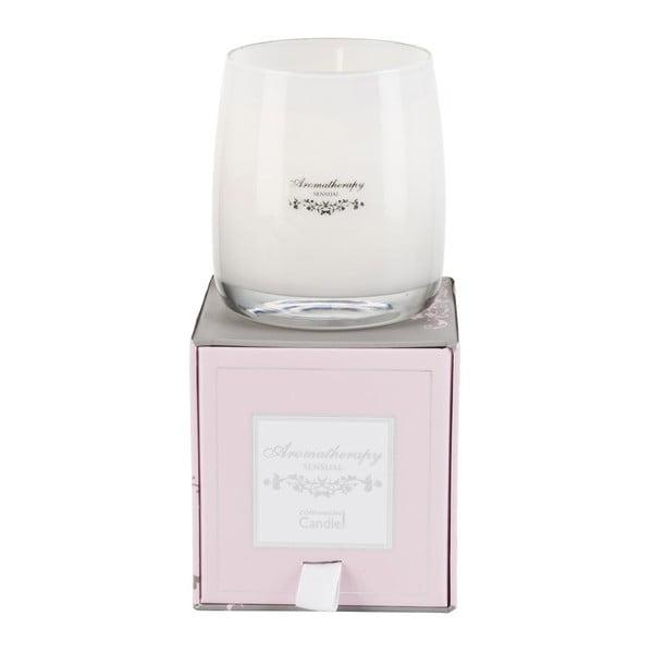 Aroma svíčka Sensual Glass, doba hoření 40 hodin