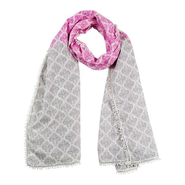 Šátek Ulani Pink