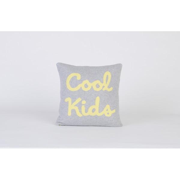 Polštář Grey Cool Kids
