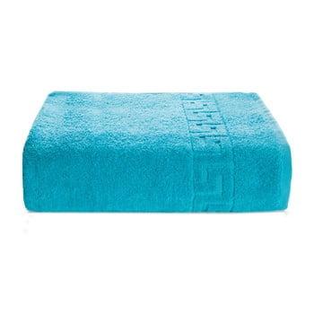 Prosop bumbac Kate Louise Pauline,70x140cm, albastru imagine