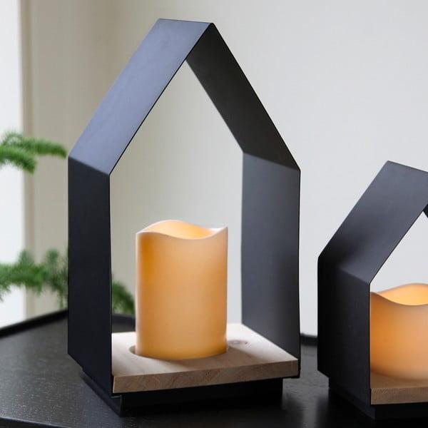 LED lucerna Scandi, 30 cm