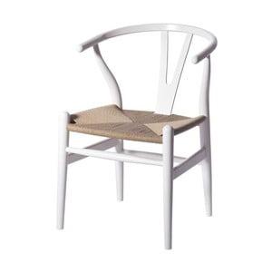 Židle Silla Toscana Blanca