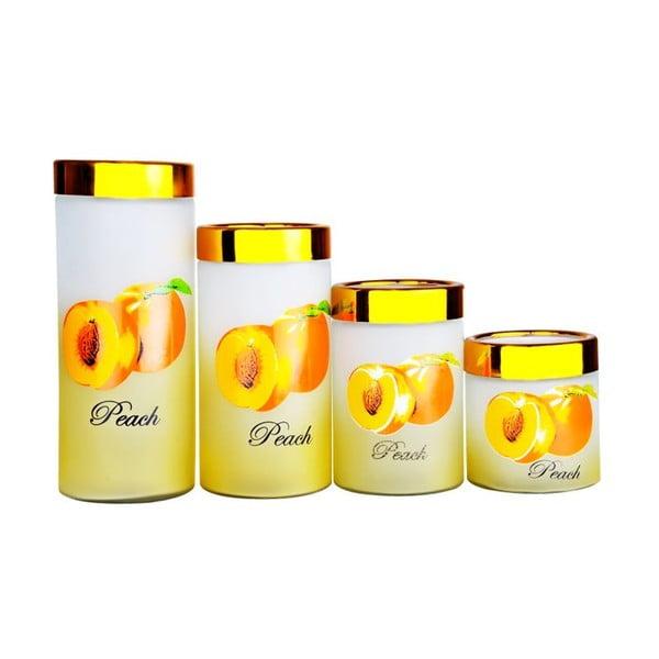 Sada 4 dóz Yellow Fruit