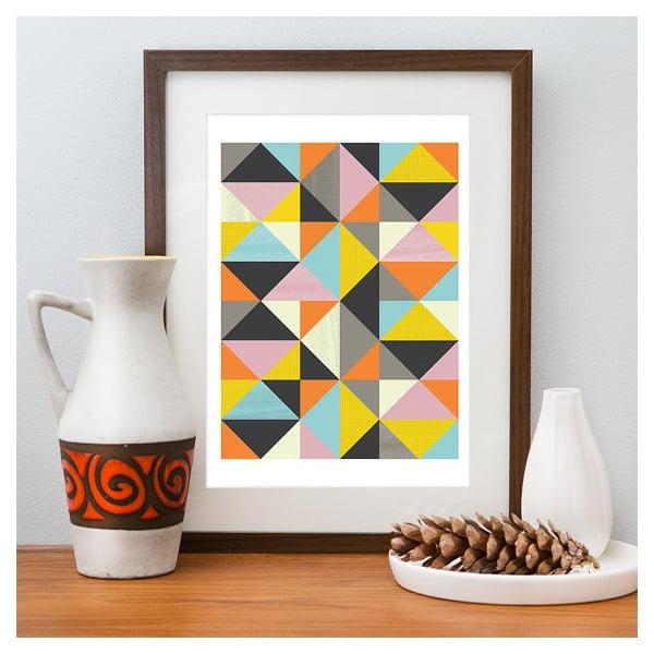 Plakát Geometric Art