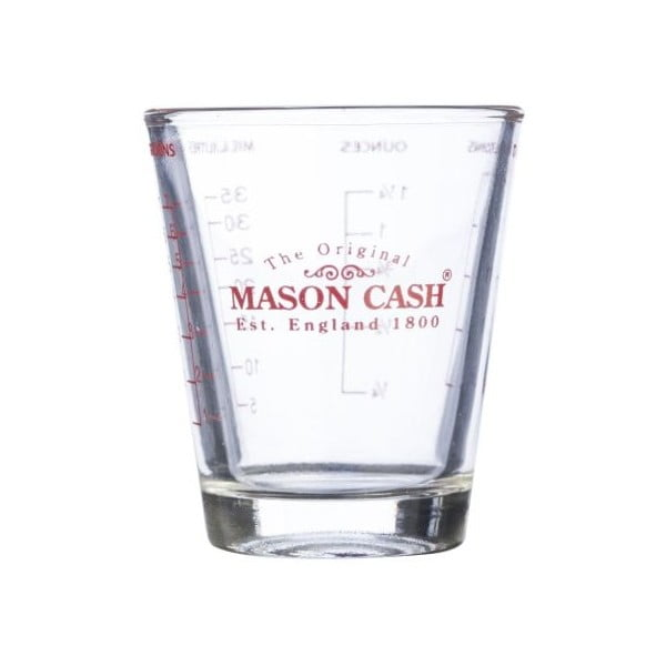 Classic Collection üveg mérőpohár, 35 ml - Mason Cash