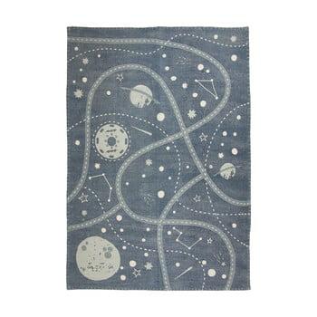 Covor pentru copii Nattiot Little Galaxy, 100x140cm imagine