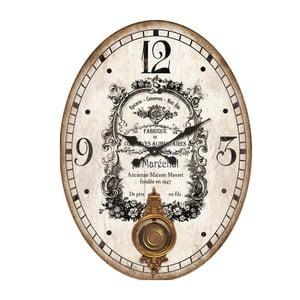 Ceas de perete Bois Antic Line Pendulum