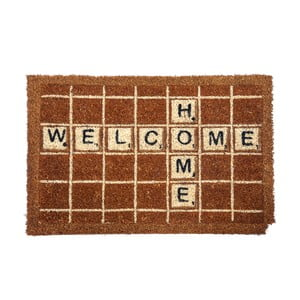 Covoraș intrare Scrabble Welcome