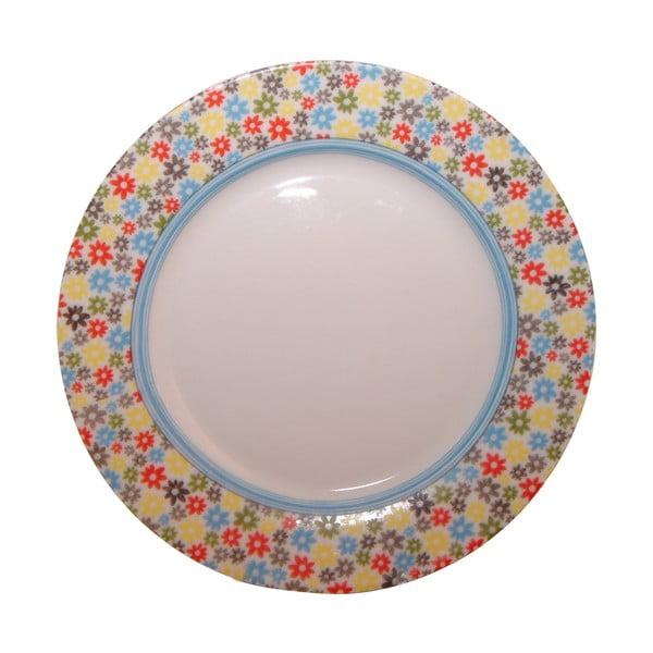 Sada 6 talířů Boutique, 19 cm