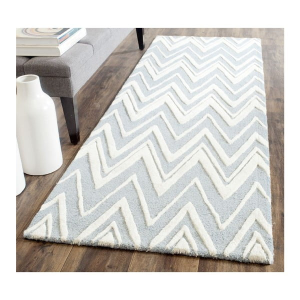 Vlněný kuberec Luca, 152x243 cm