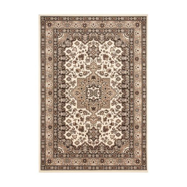 Beżowy dywan Nouristan Parun Tabriz, 120x170 cm