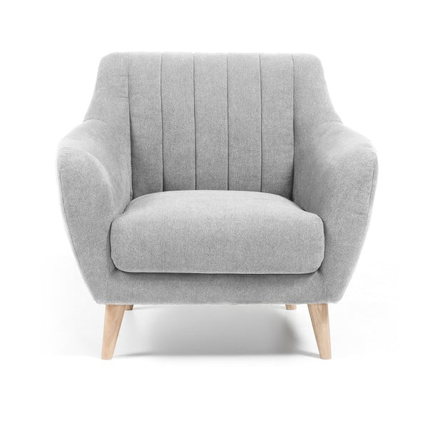 Off világos szürke fotel - La Forma