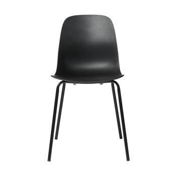 Scaun Unique Furniture Whitby, negru