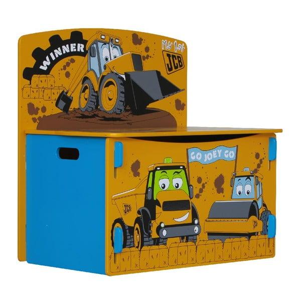 Box na hračky JCB Joey