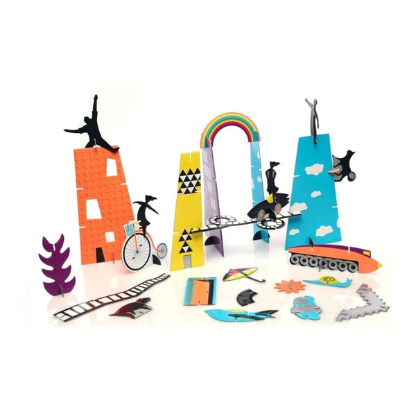 Stavebnice Mon Petit Art City of Dreams