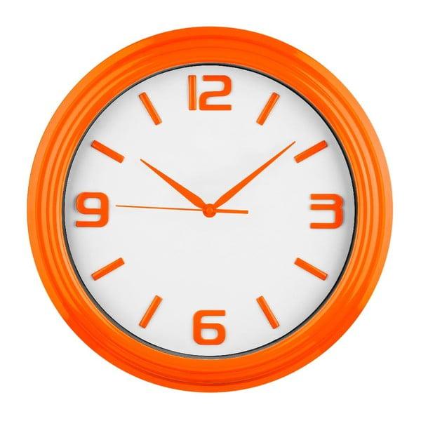 Nástěnné hodiny Orange, 41 cm