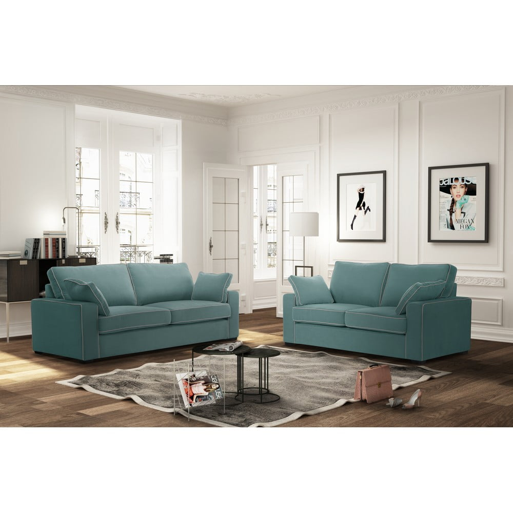 set 2 piese jalouse maison serena verde ment bonami. Black Bedroom Furniture Sets. Home Design Ideas